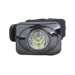 Svetlo predné PRO-T Plus 120 Lumen 1 Watt LED dioda nabíjací cez USB 285