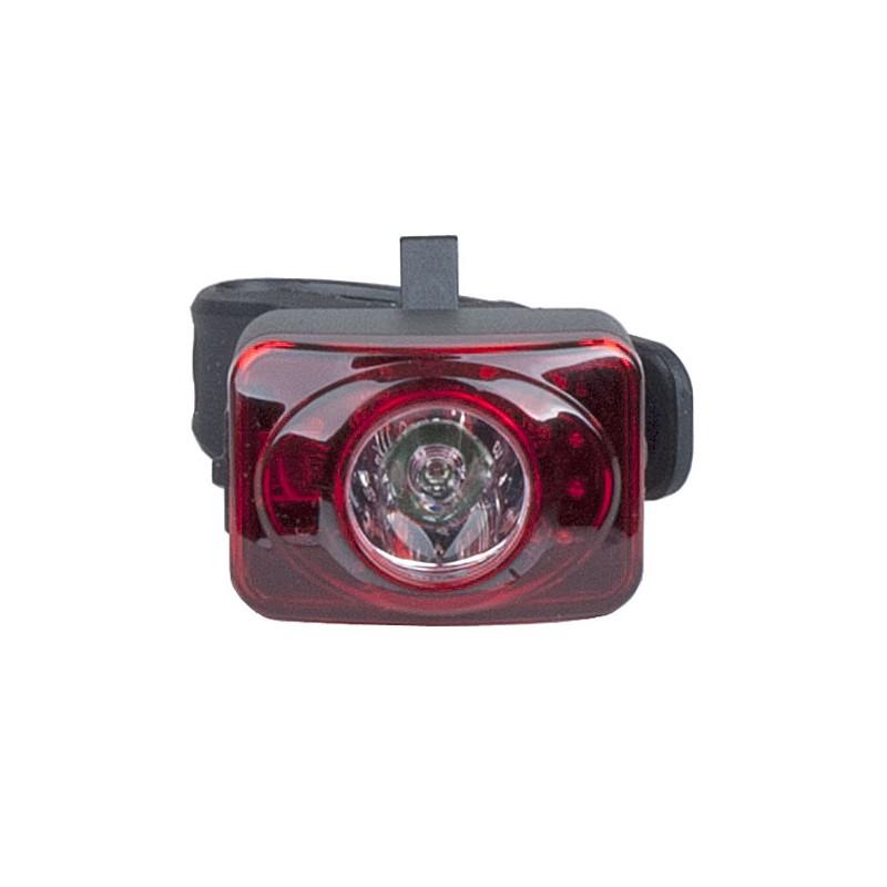 Svetlo zadné PRO-T Plus 65 Lumen 1 Watt LED dióda nabíjací cez USB kábel