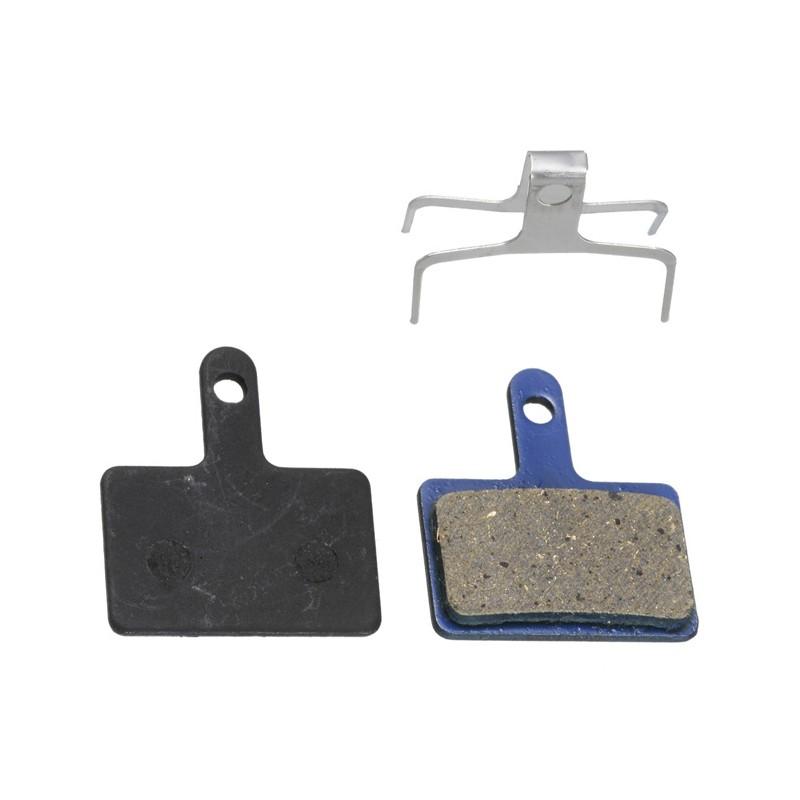 Brzdové doštičky PRO-T Organic na Shimano Mechanical/Hydraulic (25párov)