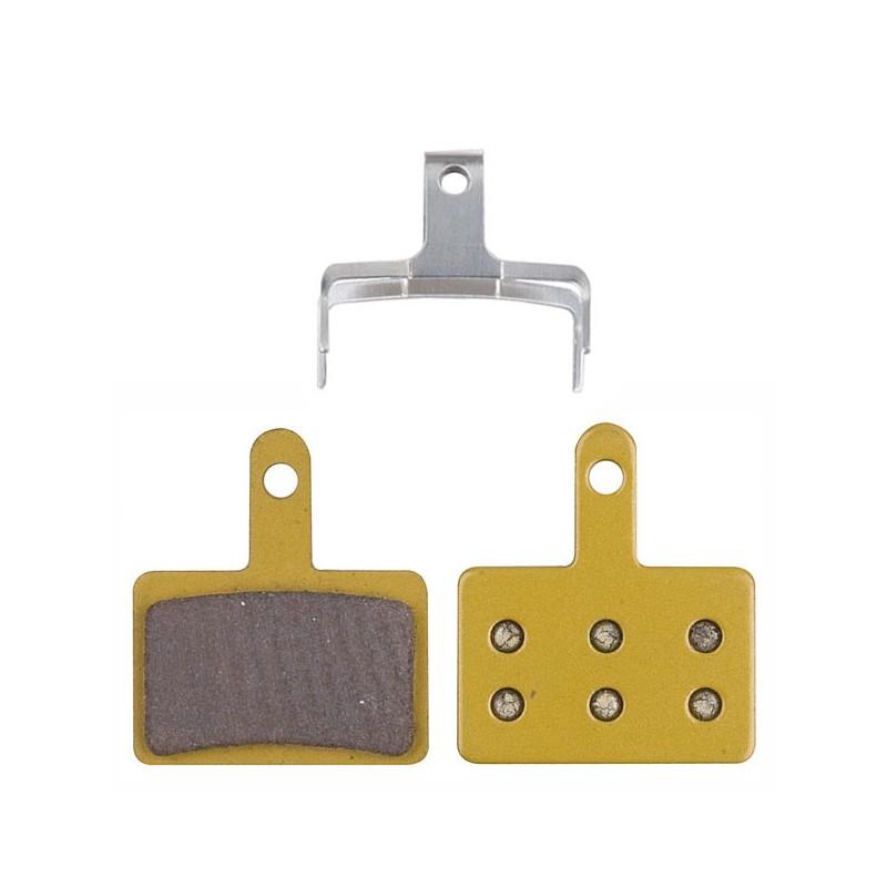 Brzdové doštičky PRO-T Plus Ceramic Sintered na Shimano Mechanical/Hydraulic (25párov)
