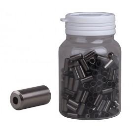 Koncovka bowdenu PRO-T 5mm čierna CNC (fľaša 200ks)