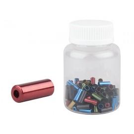 Koncovka bowdenu PRO-T 4mm Color CNC (fľaša 100ks)