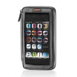 "Púzdro s peňaženkou pre Smartphone 4.5 - 5"" na predstavec IBERA IB-PB22"