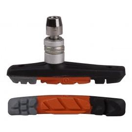 Gumička brzdy PRO-T Plus V-brake trojzmesová EVO 65V