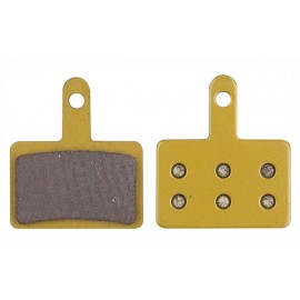 Brzdové doštičky PRO-T Plus Ceramic Sintered na Shimano Mechanical/Hydraulic