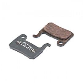 Brzdové doštičky PRO-T Plus AGR Semi-Metallic na Shimano XTR