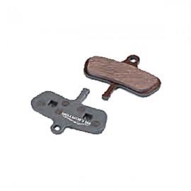 Brzdové doštičky PRO-T Plus AGR Semi-Metallic na Avid Code