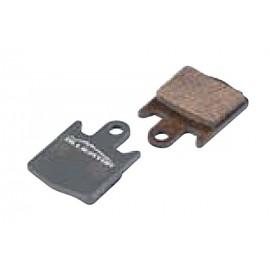 Brzdové doštičky PRO-T Plus AGR Semi-Metallic na Hope Technology M4