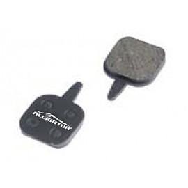 Brzdové doštičky PRO-T Plus AGR Semi-Metallic na Tektro IO / IOX