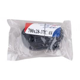 Duša PRO-T 700x28-37C (28/38-622/630) AV v PE sáčku s kartou