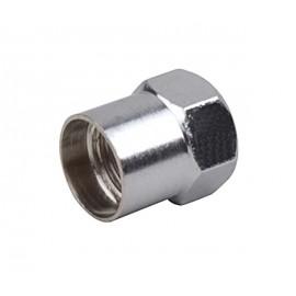 Čiapočka ventilku AV kovová (10ks)