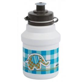 Fľaša detská POLISPORT Kids 0,3l s otočným držiakom