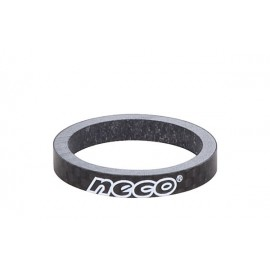 "Spacer PRO-T Plus 1-1/8"" carbon 5mm"