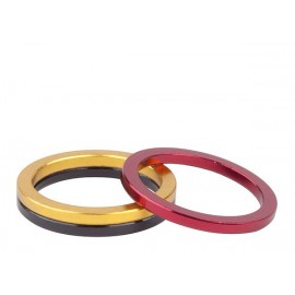 "Spacer PRO-T Plus 1-1/8"" Al Color 3mm"