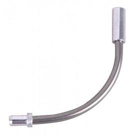 Vodítko lanka V-brzdy nerez 6,1mm, 90st. (10ks)
