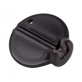 Centerkľúč CZ čierny pre nipel 3,5 mm