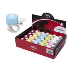 Zvonček PRO-T mini farebný (box 20ks)